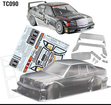 konig pilsener 190E AMG 190mm for tt02 tt01 tamiya