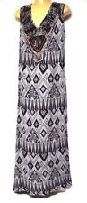 TS dress TAKING SHAPE VIRTU plus sz XXS / 12 'Fifth Ave Maxi' beaded NWT rp$170!