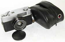 Olympic FED-MICRON Automatic  UKRAINIAN HALF FRAME Camera with Helios-89