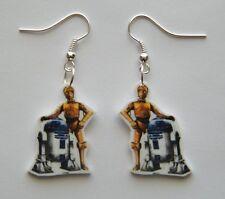 New Star Wars CP30 R2D2 Earrings