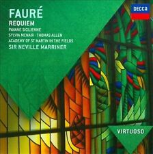 Virtuoso Series: Faure Requiem, New Music