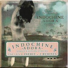 INDOCHINE 'ADORA' / CD SINGLE EDITION LIMITEE NEUF SCELLE
