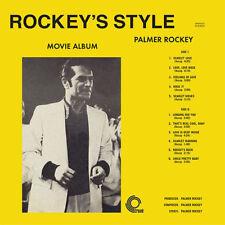PALMER ROCKEY - ROCKEY'S STYLE / SCARLET LOVE / SCARLET WARNING - NEW