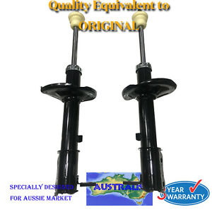 2 Struts Hyundai Excel X3 Series late mdls Rear Shock Absorbers 06/97-06/00