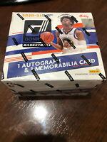 2020-21 NBA Donruss Basketball Hobby Box Factory Sealed NBA 2020-2021 Panini