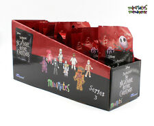 Nightmare Before Christmas Minimates Blind Bag Series 3 Counter Dump Sealed Case