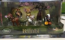 Disney Store Bambi Figurine Playset New In Box