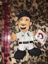 CHICAGO WHTE SOX MLB  JOSE ABREU 79 BASEBALL UNIFORM HAT DOLL PLUSH NEW NWT