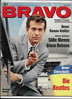 BRAVO Nr.45 vom 2.11.1965 Debbie Reynolds, Doris Day, Charlton Heston, Governors