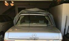 Mercedes w109 w108 sonderausstattung gardinen curtain beige