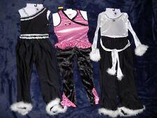 Set of 3 Starring Me Rock Star Dress Up Costume American Idol Nwt Fits 3/4/5/6