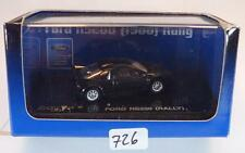 Ricko (Busch) 1/87 Ford RS 200 Rally schwarz OVP #726