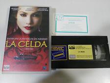 LA CELDA JENNIFER LOPEZ TARSEM SINGH HORROR TERROR VHS TAPE CINTA CASTELLANO