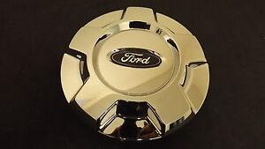 Ford F-150 F150 OEM Wheel Center Cap 09 10 11 12 13 Chrome Finish 9L34-1A096-AC