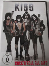 KISS - Rock N Roll All Nite - Love Gun - 100000 Years - I want You - Detroit