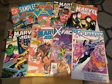 Dc Comics, Marvel Comics - Aquaman, Hulk, Kermit,Miss Piggy, Wolverine, X-factor