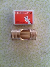 Lanz Bulldog vintage hot bulb tractor radiator tube. Imperial. Pre war and KL.