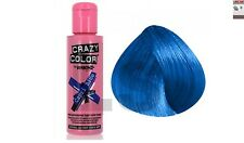 CRAZY COLOR SEMI PERMANENT HAIR DYE 100 ML - All New Colours Available
