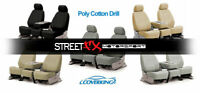 CoverKing PolyCotton Custom Seat Covers for Volkswagen Rabbit & Rabbit GTI