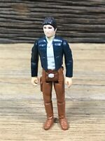 Vintage 1980 HAN SOLO Bespin Cloud City Outfit LFL Star Wars  Hong Kong Kenner