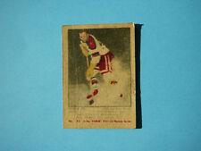 1951/52 PARKHURST NHL HOCKEY CARD #43 GEORGE GEE ROOKIE VG MK 51/52 PARKIE