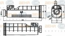 8MA 376 755-091 Hella Ausgleichsbehälter Kühlmittel