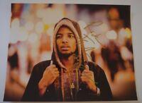 Rockie Fresh Signed Autographed 11x14 Photo Hip Hop Rapper COA VD