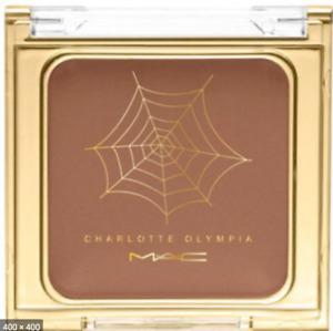 MAC~Charlotte Olympia~Cream Color Base~Cream Bronzer~SEPIA~LE Rare GLOBAL!
