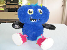 "2016 BAB 17"" Mixters Monster With Moveable Arms & Shoes Plush"