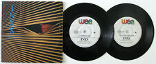 "INXS - TO LOOK AT YOU / THE SAX THING - 2 X 7"" 45 VINYL RECORD GATEFOLD SLV 1983"