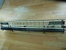 1968 Plymouth Fury Upper and Lower Grill Complete With Parking Lamp Assemblies
