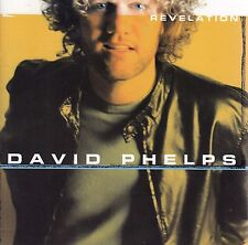 DAVID PHELPS Revelation CD Gospel - New