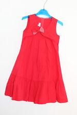 Käthe Kruse Kleid Sommer rot 🌞 116 ** 122  🌞  KK Kleid rot Aurica