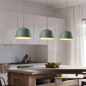 Kitchen Pendant Lighting Bedroom Lamp Green Pendant Light Modern Ceiling Lights
