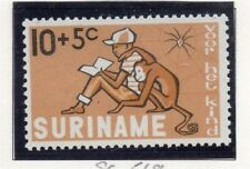 Suriname 1964 Early Issue Fine Mint Hinged 10c. 168953