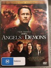 ANGELS&DEMONS DVD REGION 4