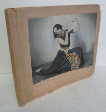 DIE TANZBUHNEN DER WELT circa 1930 German Album with 252 Dance Cards