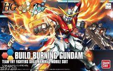 Bandai Model Kit HGBF 1/144 Build Burning Gundam Build Fighters Try From USA