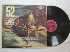 52nd ST,Scene Tony Scott and The All Stars,Vinyl lp,Coral,CRL 57239
