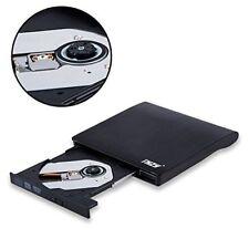Masterizzatore Lettore CD DVD + / - RW Esterno USB 3.0 Macbook Notebook PC Nero