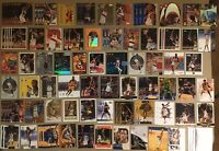 Jermaine O'Neal Mega Lot Of (107) Basketball Cards With Many Rookies