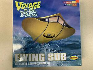Nice Size! Moebius 1/32 VTTBS Flying Sub Revised Plastic Model Kit Sealed 817