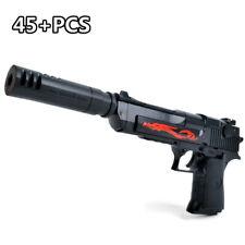 Gun Assembly Building Blocks Brick Pistol Rifle 45PCS