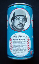 1978 Reggie Jackson Royal Crown Rc Cola Baseball Collectors Can Series 2 # 81