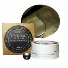 [Petitfee]Black+Pearl&Gold+Hydrogel+Eye+Patch+60 sheet