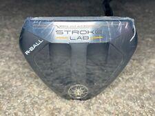 "New Odyssey Stroke Lab R Ball Putter 35"" RH Standard Grip HC Callaway Golf"