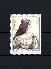 FRANCE - 1986 - PORTRAIT D'ISABELLE D'ESTE DE LEONARD DE VINCI