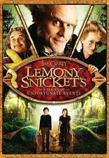 LEMONY SNICKETS A SERIES OF UNFORTUNATE EVENTS (DVD, 2013) NEW