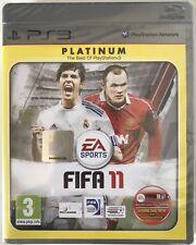 FIFA 11 - Jeu PS3 - Neuf sous blister - PAL FR