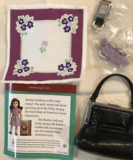 AMERICAN GIRL RUTHIE MEET ACCESSORIES - Retired - New In Box - Complete Set